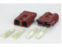 Разьемы для проводов подключения лебедки-22680