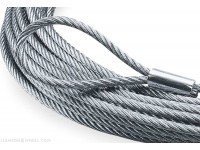 Сменный трос для лебедки 30м х 8 мм-38314