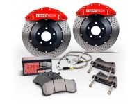 НАБОР ТОРМОЗНОЙ СИСТЕМЫ STOPTECH TOURING DRILLED, LAND CRUISER 200,SEQUOIA, LX570, ПЕРЕДНИЙ-82.874.6D00.72