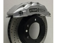 НАБОР ТОРМОЗНОЙ СИСТЕМЫ STOPTECH TOURING SLOTTED, LAND CRUISER 200,SEQUOIA, LX570, ПЕРЕДНИЙ-82.874.6D00.61