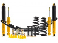 Комплект подвески OME для TOYOTA HILUX 2015 + Lift: 40mm / 40mm (с бампером и лебедкой)-HLX2016-3