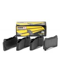 Колодки тормозные HAWK Perfomance FRONT - Perf. Ceramic-HB683Z.651